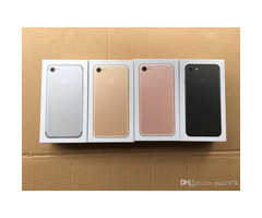 Apple iPhone 7 boxed 128gb