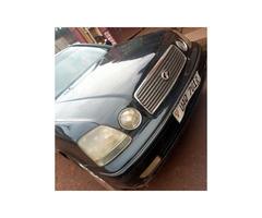 Toyota Progress 2000 Black