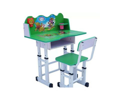 KIDS READING TABLE+CHAIR/DESK