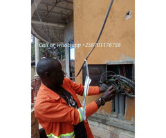Electrical wiring and mantainance