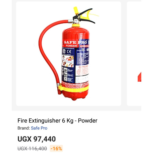 Fire extinguisher - 1/1
