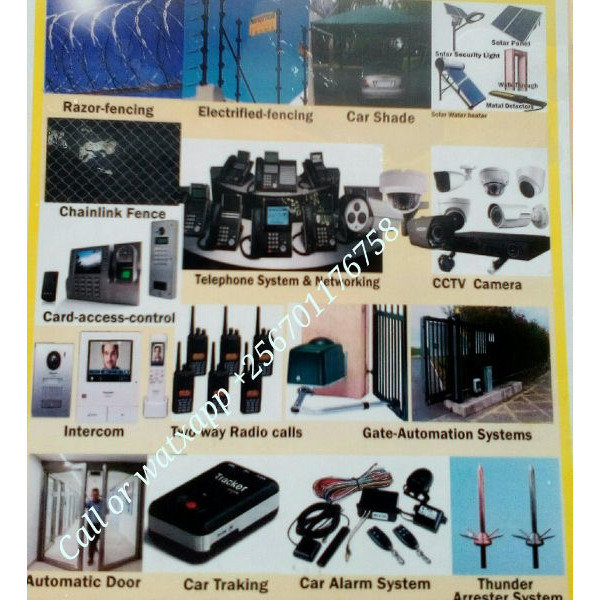 Safety and security Systems - 3/5
