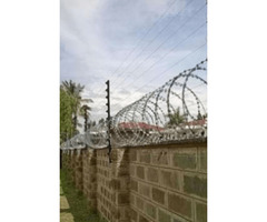 electrified fencing security