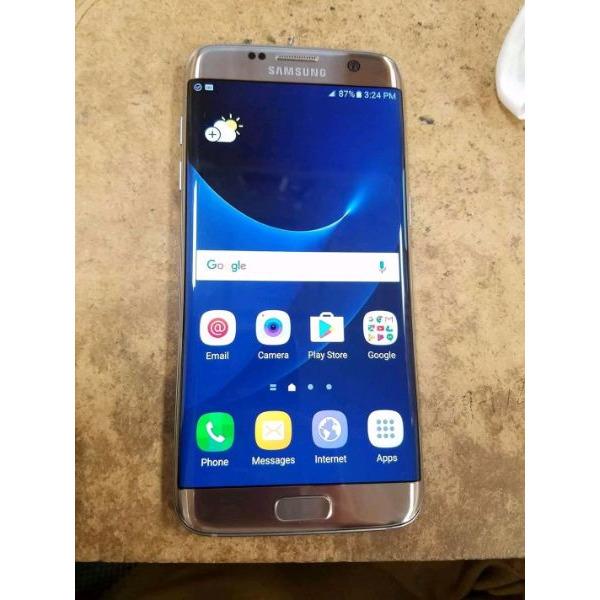 Original Samsung galaxy S7 edge - 3/4