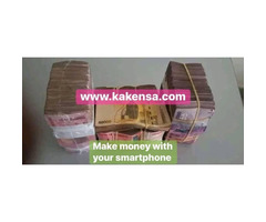 Make money with your smartphone in UGANDA
