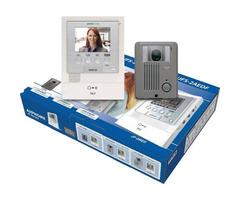 Gate intercom video and audio