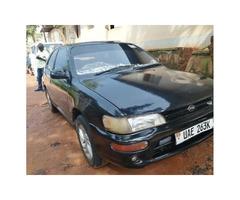 New Toyota Corona 1996 Black