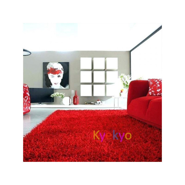 Turkish Shaggy Center Carpets - 4/5