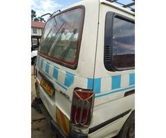 Mini bus Kigege,kitimba
