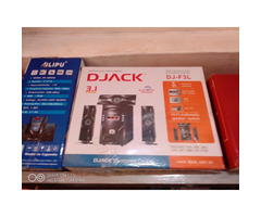 D-Jack home theaters Brand New
