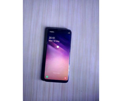 Brand new Samsung galaxy S8  with recipt and warranty