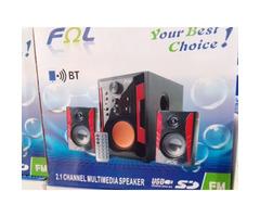 Bluetooth woofers brand new