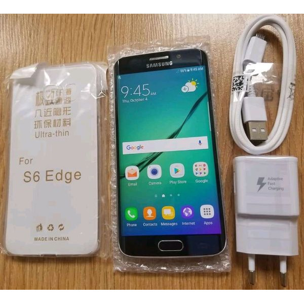 Uk used Samsung galaxy S6 edge - 1/5