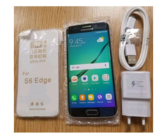 Uk used Samsung galaxy S6 edge