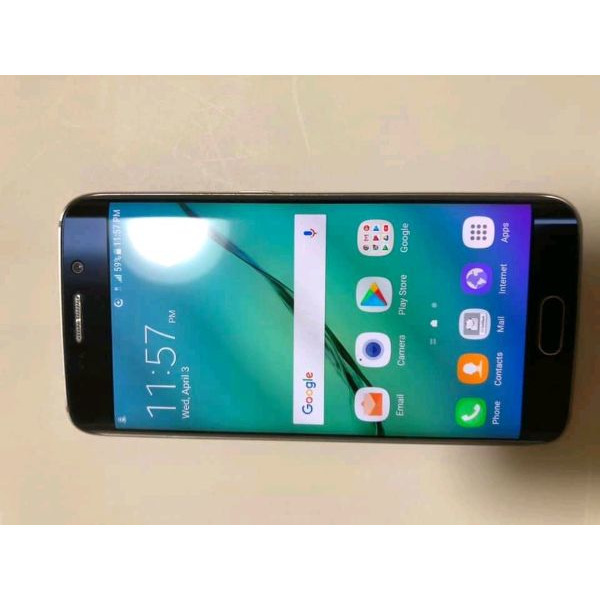 Uk used Samsung galaxy S6 edge - 2/5