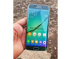 Original Samsung galaxy S6 edge with recipt