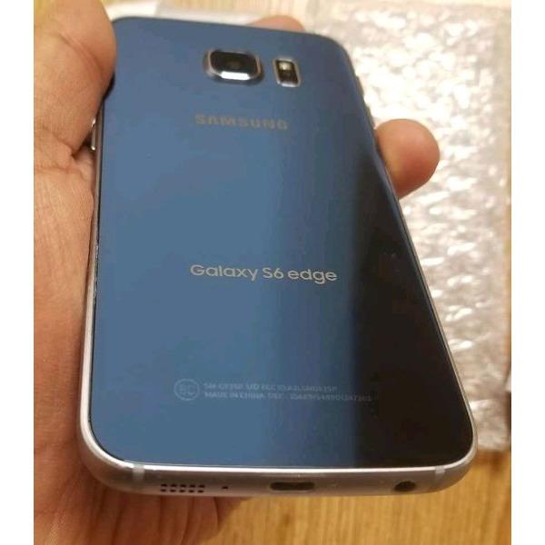 Original Samsung galaxy S6 edge with recipt and warranty - 3/4