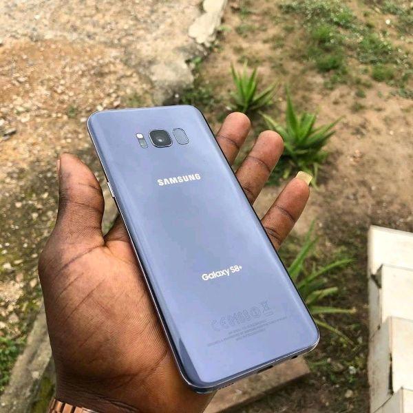 Original Samsung galaxy S8+ - 4/4