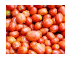 Tomatoes and lemons