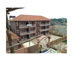 Bukoto 12 rental units apartment for sale