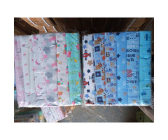 6pc packet baby sheets