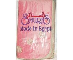 Smurfs baby shawls