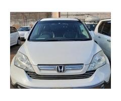 Honda CR-V 2006 White for sale