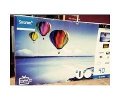 """Smartec 40"""" Digital LED TV for sale"""