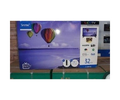 "32"" Smartec LED tv for sale"