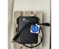 WD Element 500gb External Harddrives for sale