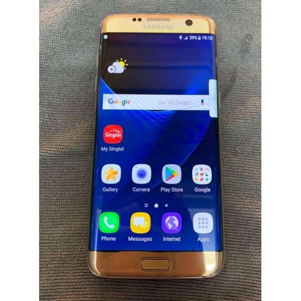Duos Samsung galaxy S7 edge - 2/2