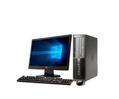 Desktop computer Hp ProDesk 400 4GB Intel core i3 HDD 500GB for sale