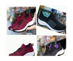 Ladies Fashion Sneakers on sale