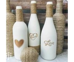 Art Bottles for sale