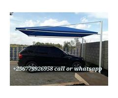 Single Car shade parking waterproof and sunshine