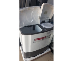 7kg LG twin turbo top loader washing machine