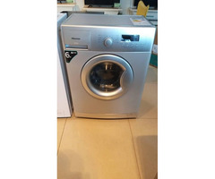 6kg Hisense front loader washing machine
