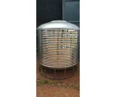 VC 105, 1200 Litres Stainless Steel Tanks