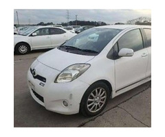 Toyota Vitz 2009 White for sale