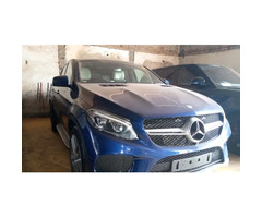 New Mercedes-Benz GLE-Class 2019 Blue for sale