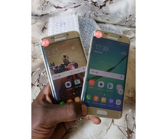 Uk used Original Samsung galaxy S6 edge   with recipt and warranty  both wholesale and retail