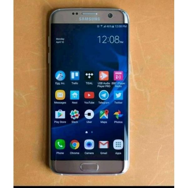 Samsung  galaxy S7 edges Uk Imported - 1/4