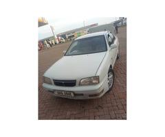 Toyota Camry 1998 White