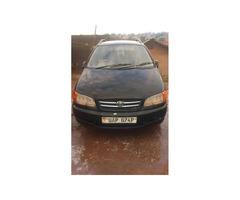 Toyota Corolla for sale 1999 model Black uganda