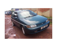 Toyota Corsa for sale 1999 mode Beige uganda