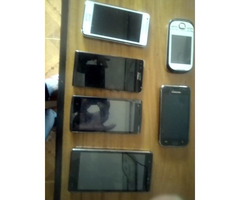 Sale of mobile phone as spares