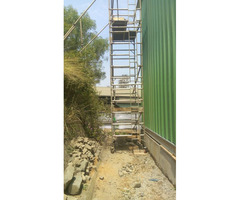Scaffoldings & Ladders for Hire