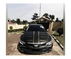 Toyota Mark X 2015 Black for sale