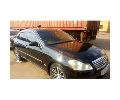 Nissan Fuga 2004 Black for sale