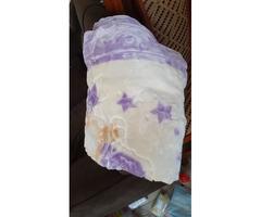 New baby blanket